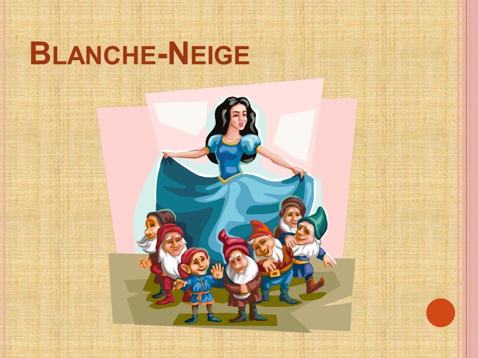 B LANCHE -N EIGE