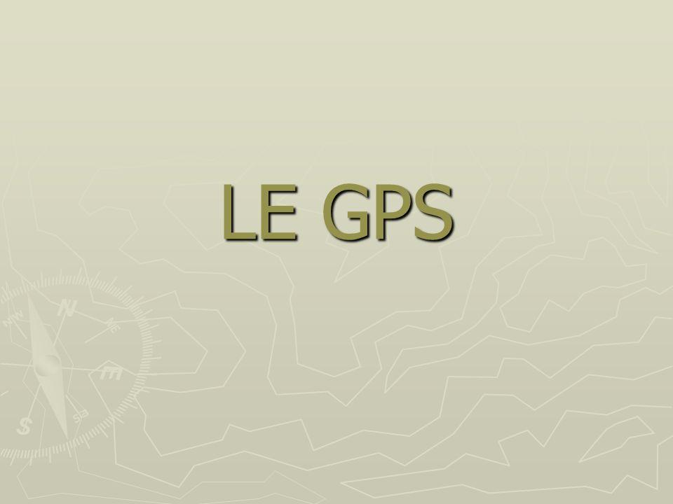 CREATION D UNE ROUTE On peut créer une route directement sur le GPS si lon possède un fond de carte.