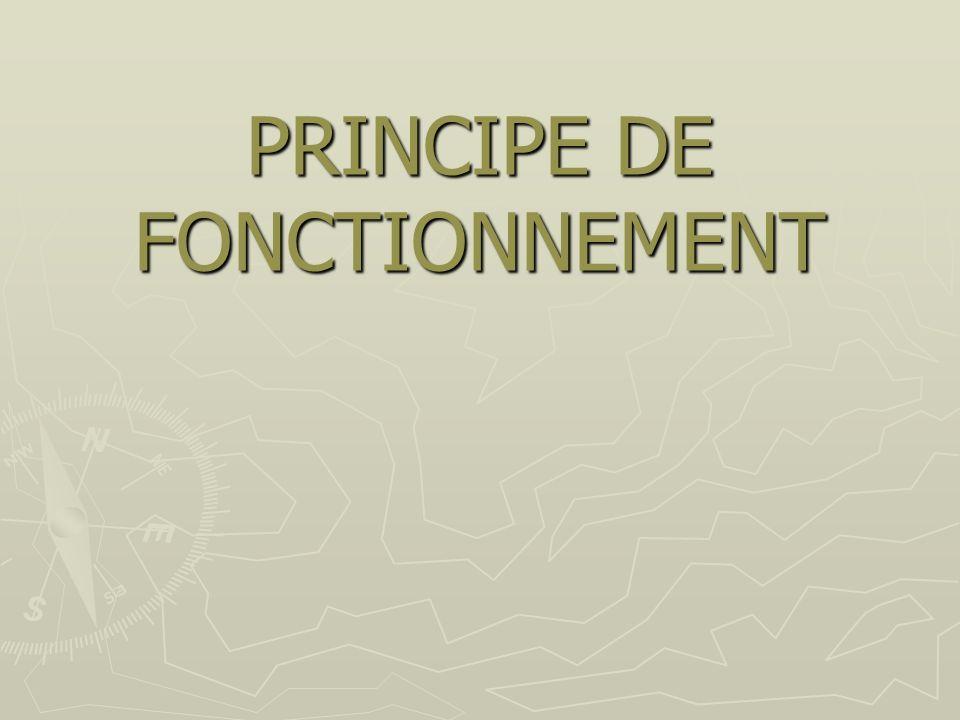 DESCRIPTION DUN GPS DE RANDONNEE