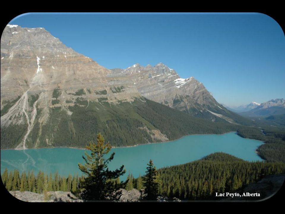 Lac Moraine, Alberta, Canada