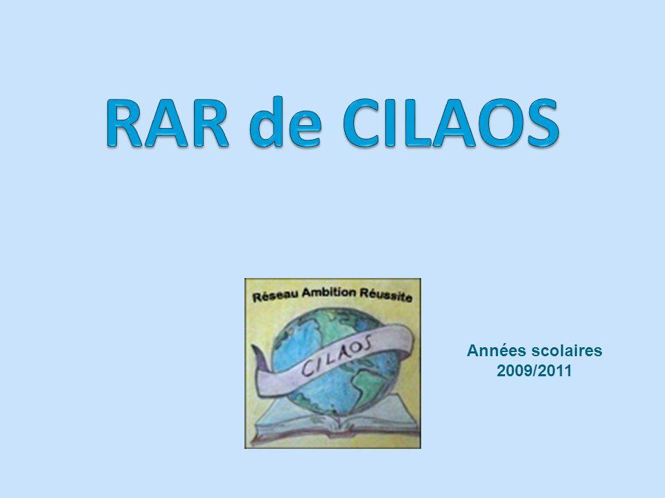 Années scolaires 2009/2011