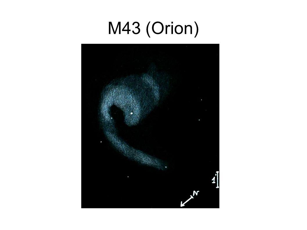 M43 (Orion)