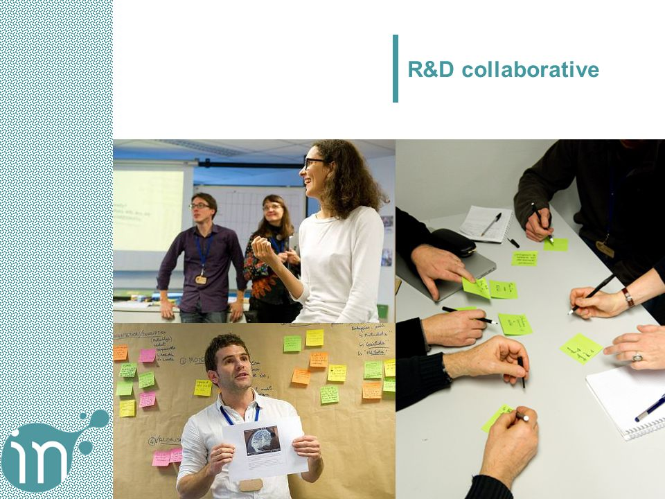 R&D collaborative
