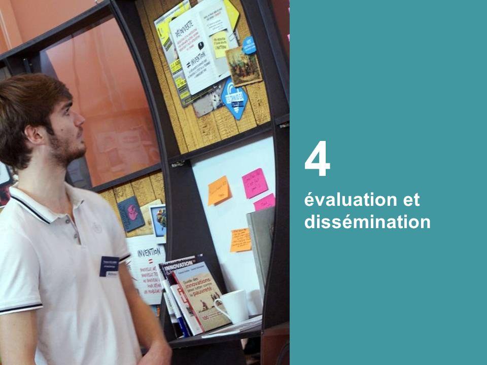 4 évaluation et dissémination