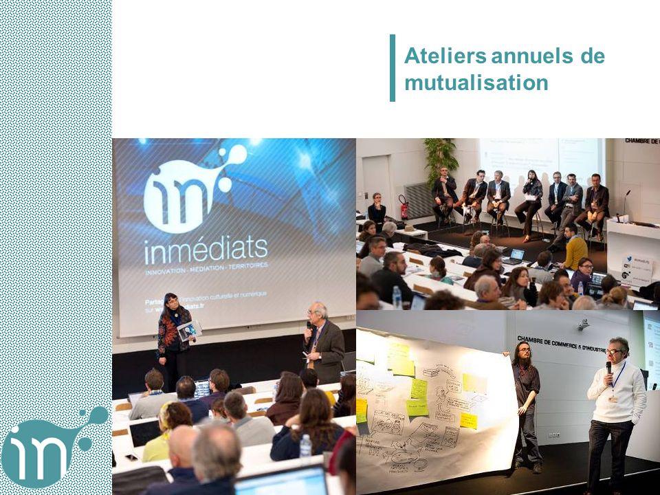 Ateliers annuels de mutualisation