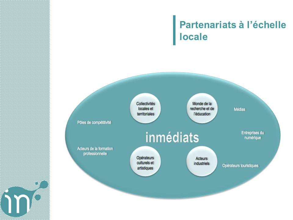 Partenariats à léchelle locale