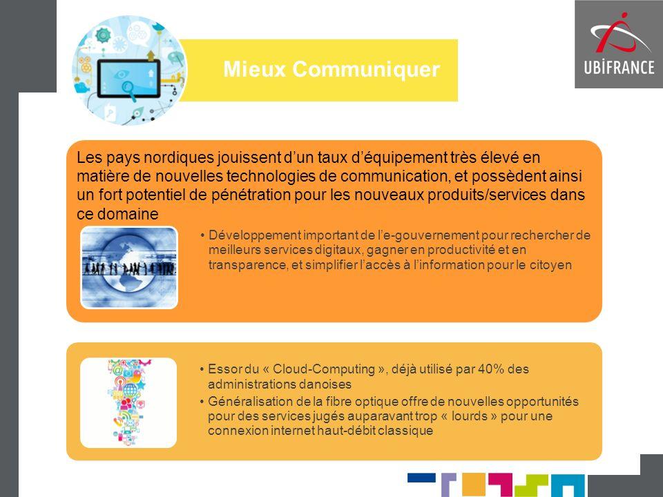 Mieux Communiquer Développement important de le-gouvernement pour rechercher de meilleurs services digitaux, gagner en productivité et en transparence