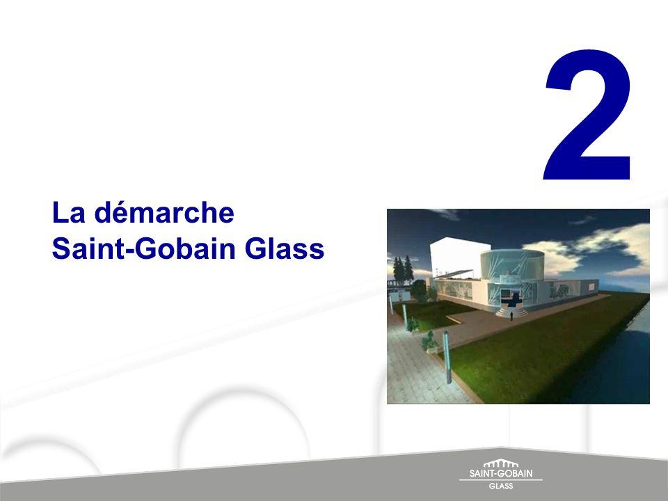 La démarche Saint-Gobain Glass 2