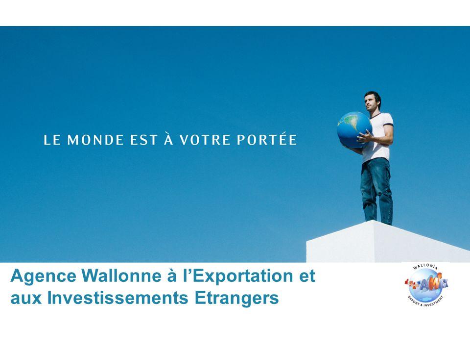 Agence Wallonne à lExportation et aux Investissements Etrangers