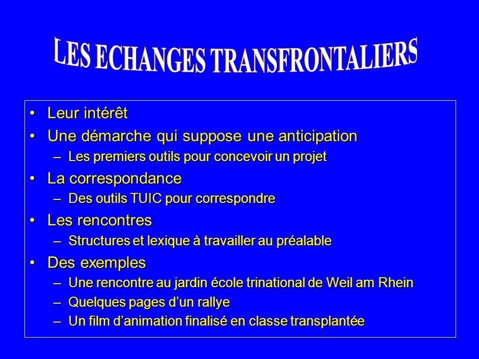 Essentiel: pas de traduction pour favoriser linteraction