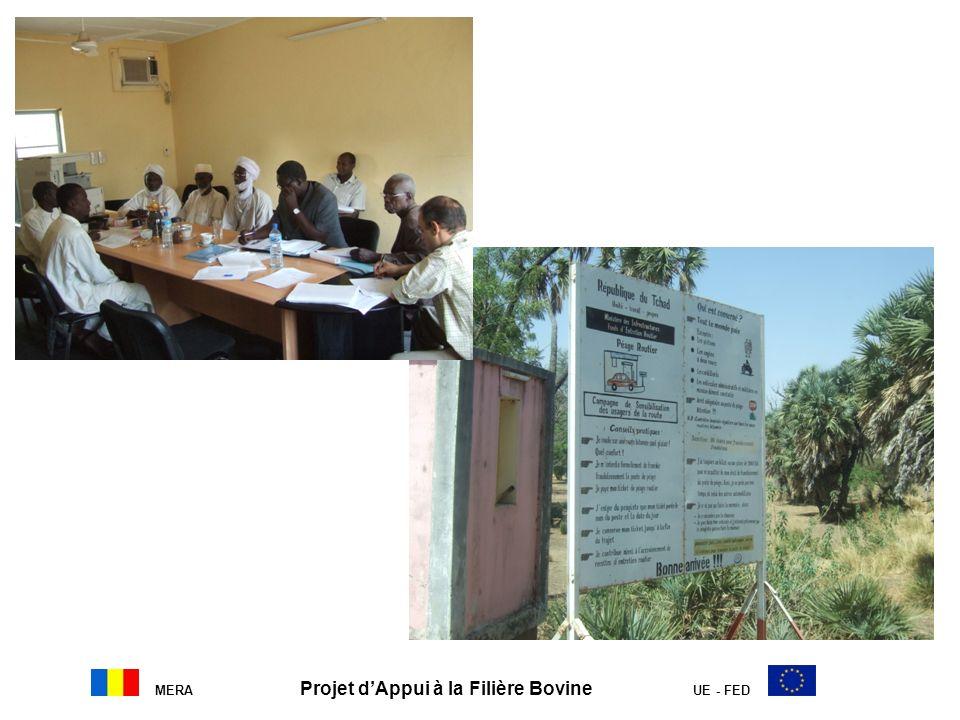 MERA Projet dAppui à la Filière Bovine UE - FED