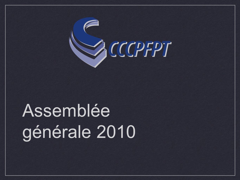 Nomination Un président dassemblée Un secrétaire 1