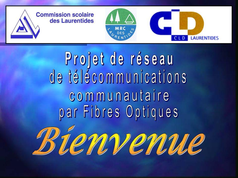 * Le Conseil du Trésor, Direction de lautoroute de linformation * Le Ministère des régions * Le Conseil Régional de Développement des Laurentides (CRDL) * LAssociation des Régions du Québec (ARQ)
