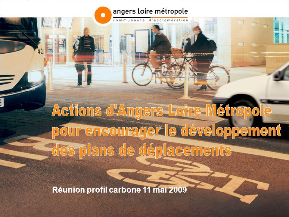 1 Réunion profil carbone 11 mai 2009