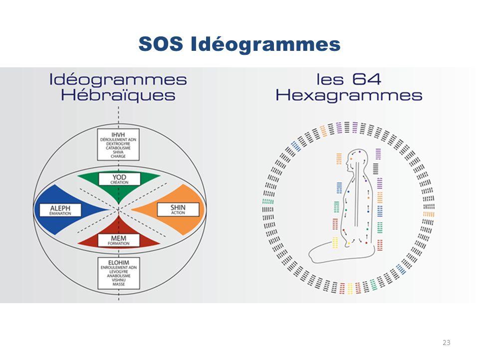 SOS Idéogrammes 23