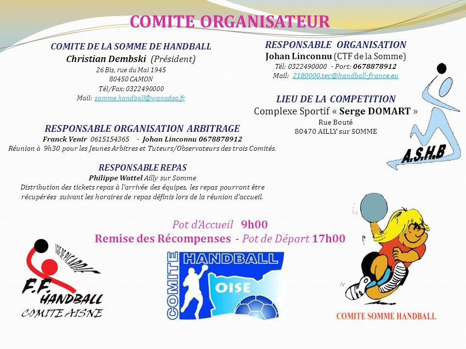 Complexe Sportif « Serge DOMART » Rue Bouté 80470 AILLY sur SOMME Coordonnées sur GoHand: N° 3375