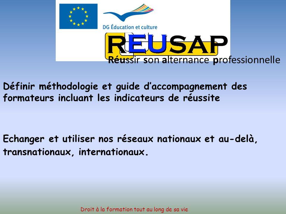 Préparer nos publics cibles: étapes process (incluant la préparation linguistique même élémentaire) Les accompagner directement ou par délégation aupr