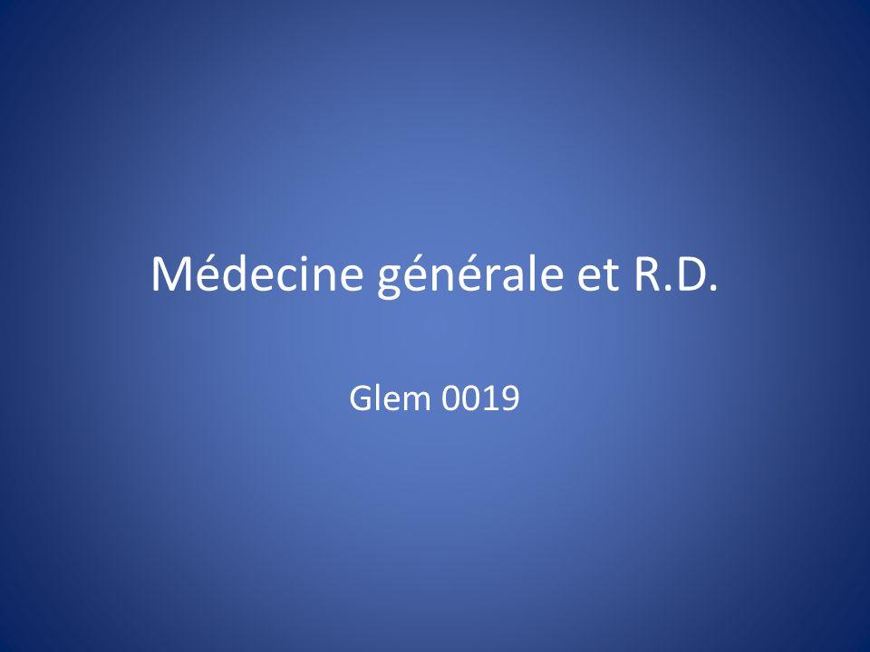 Médecine générale et R.D. Glem 0019