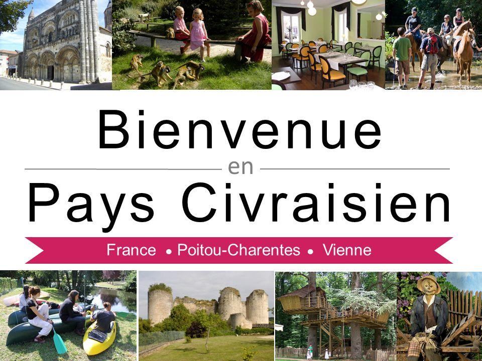Bienvenue Pays Civraisien en France Poitou-Charentes Vienne