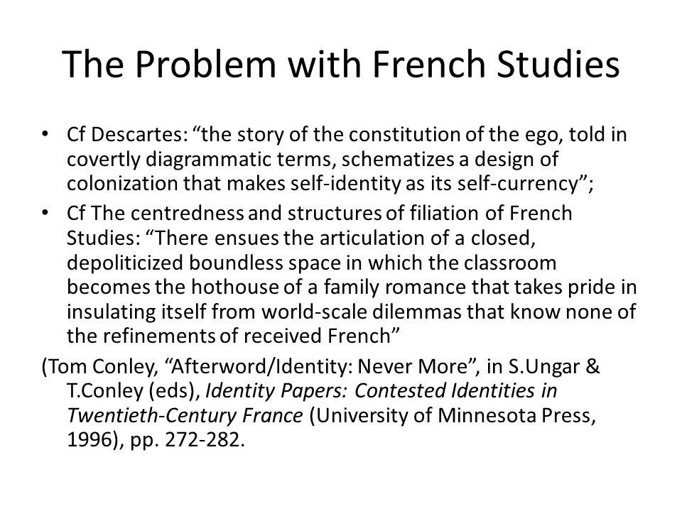 Ways Forward Paul Gilroy, The Black Atlantic: Modernity and Double Consciousness (London: Verso, 1993).
