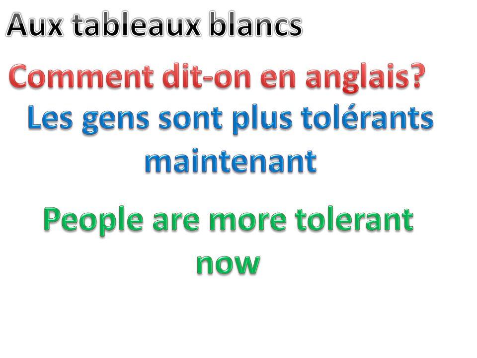 Écoutez et lisez le texte Les immigrés en France Page quarante