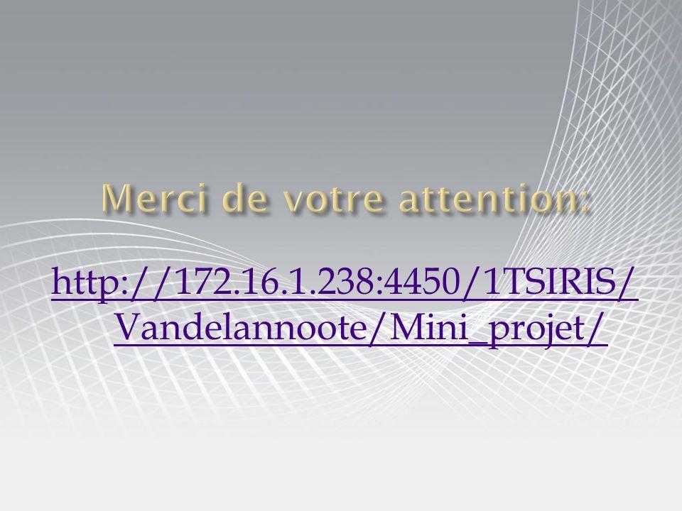 http://172.16.1.238:4450/1TSIRIS/ Vandelannoote/Mini_projet/
