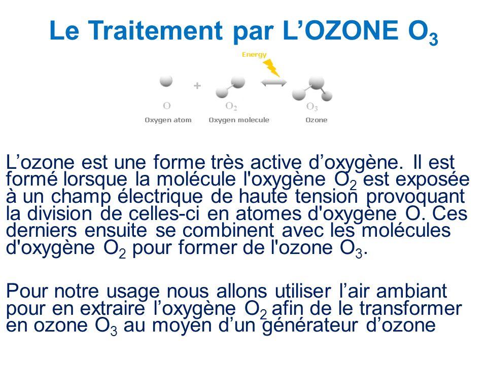 Systeme Industriel de traitement deau par lozone 0 3