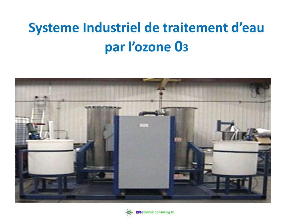 Processus du traitement de leau commerciale avec SCI-62 Processus du traitement de leau commerciale avec SCI-62