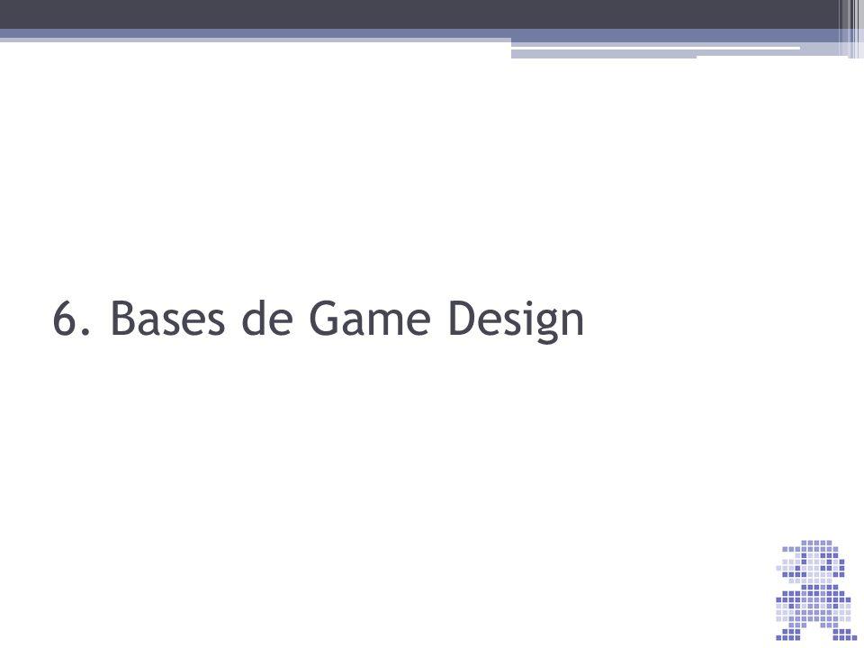 6. Bases de Game Design