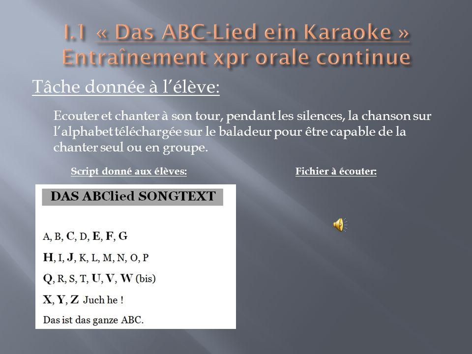 Descriptif: Lélève dispose de 15 jours pour enregistrer un spot promotionnel diffusé sur la radio du lycée.