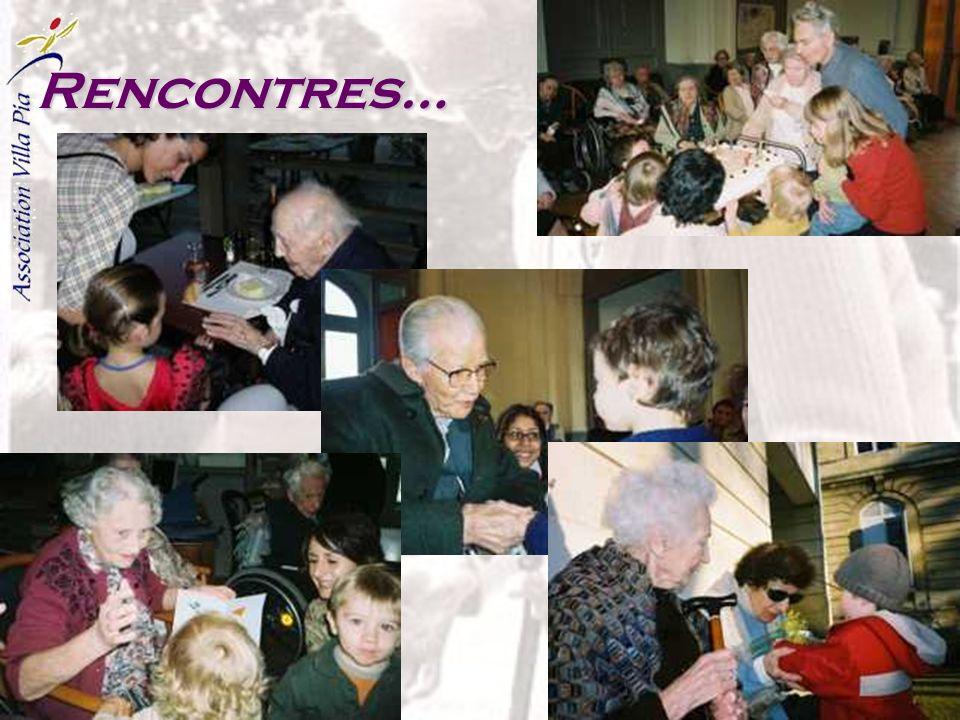 © Concept. 2005 Jpd-amitel pour & avec VillaPia Rencontres…