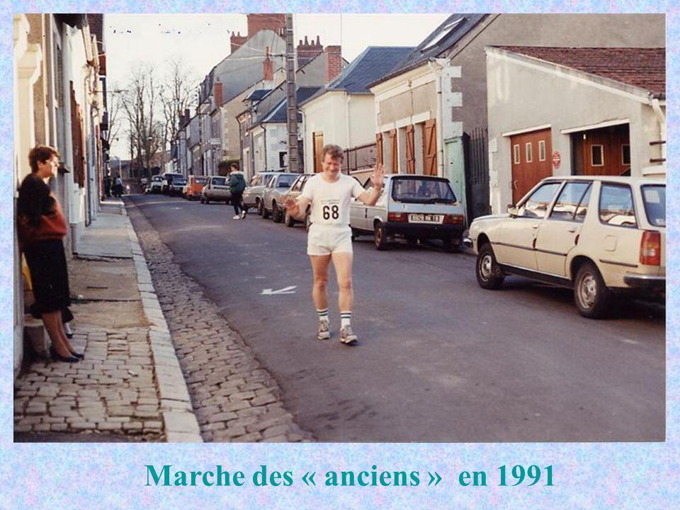 Marche des « anciens » en 1991