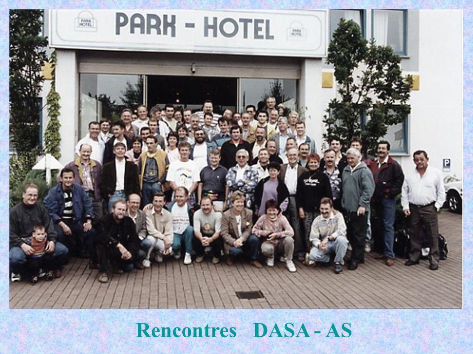 Rencontres DASA - AS