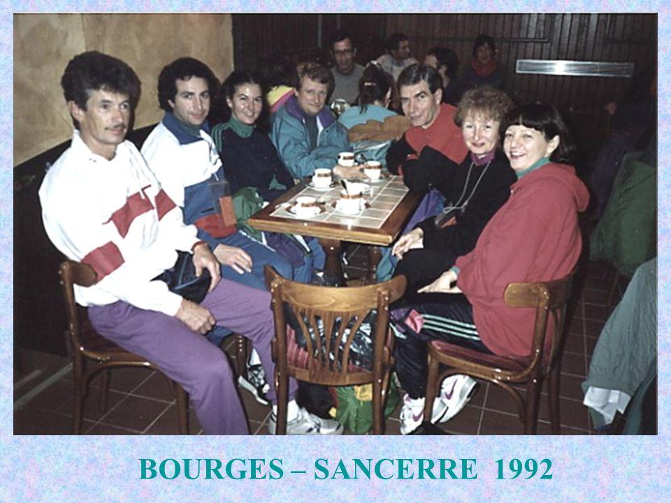 BOURGES – SANCERRE 1992