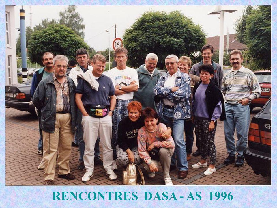 RENCONTRES DASA - AS 1996