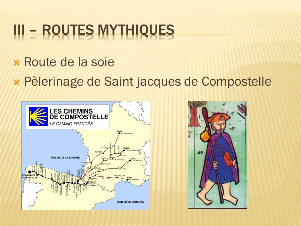 Pèlerinage de Saint jacques de Compostelle
