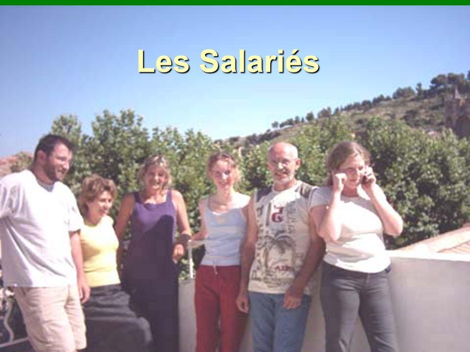 Les Salariés