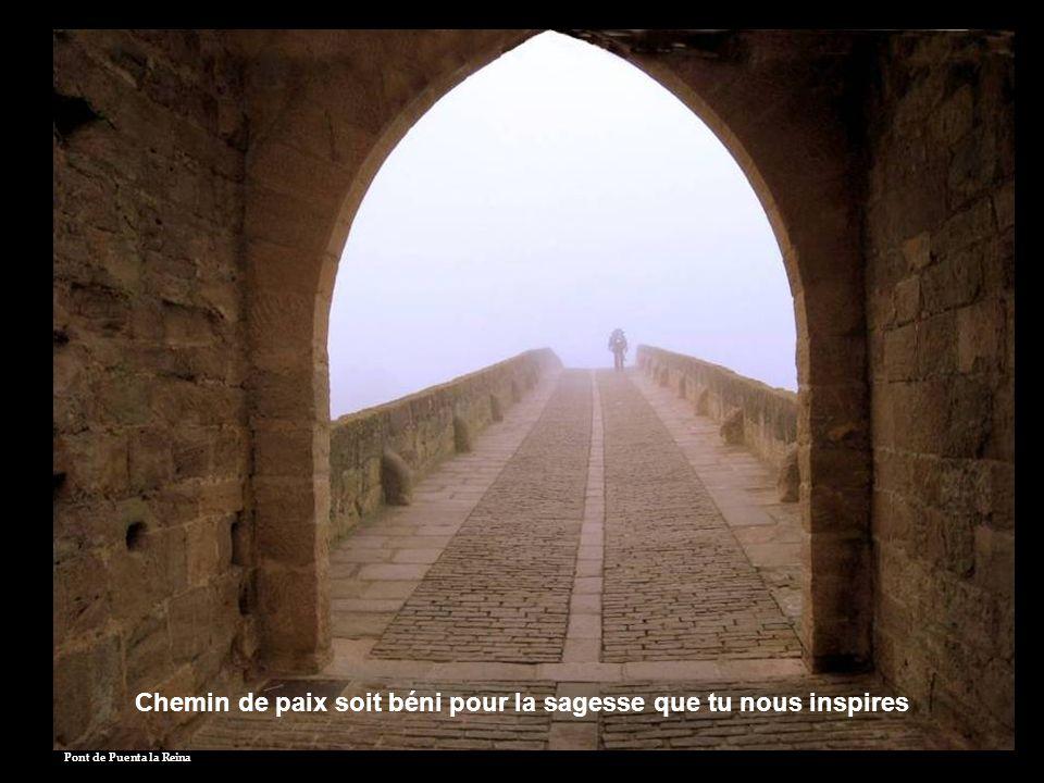 Marchons vers les autres et unissons nous Village de Cirauqui