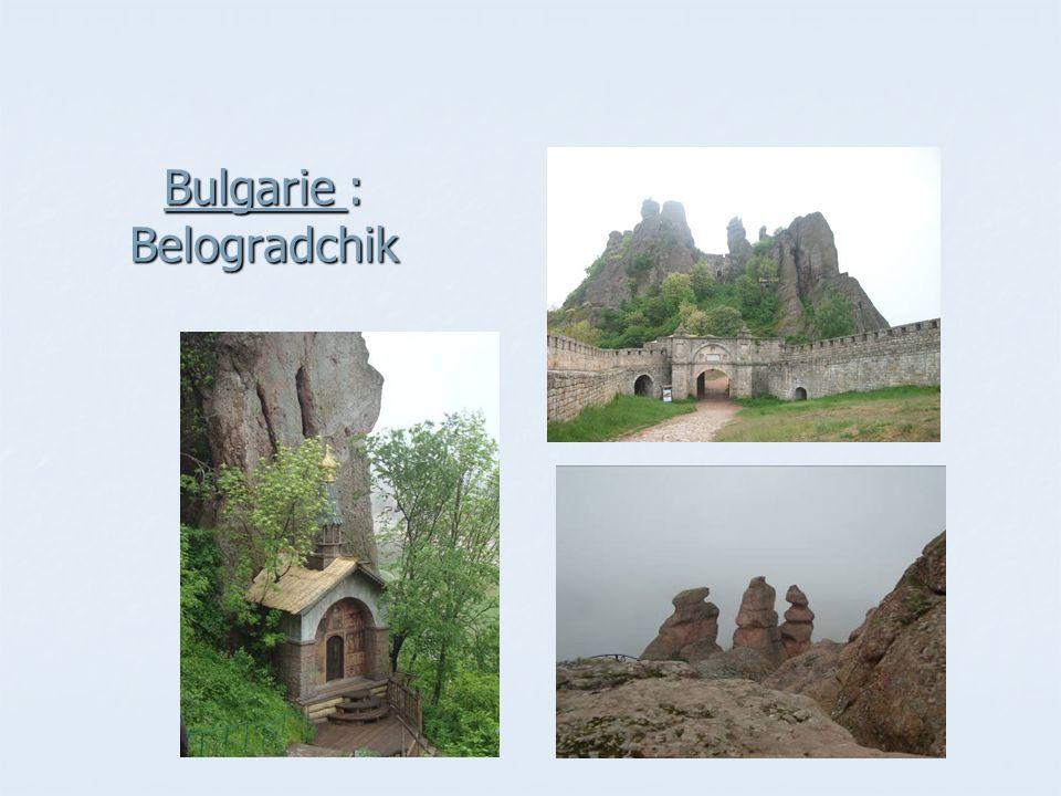 Bulgarie : Belogradchik