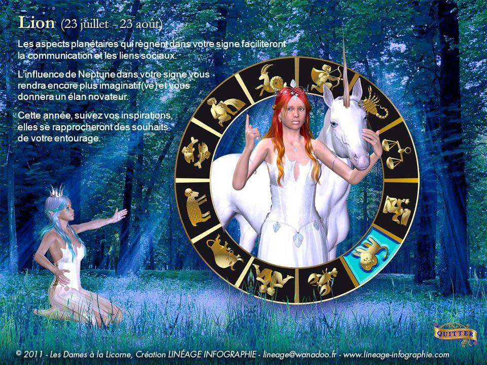 Vierge (24 août - 23 septembre) Linfluence de Jupiter galvanisera durablement vos actions. Votre conservatisme constructif sera renforcé par cette inf