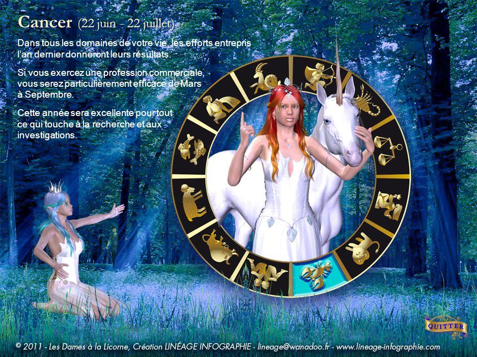 Lion (23 juillet - 23 août) Les aspects planétaires qui règnent dans votre signe faciliteront la communication et les liens sociaux. Linfluence de Nep