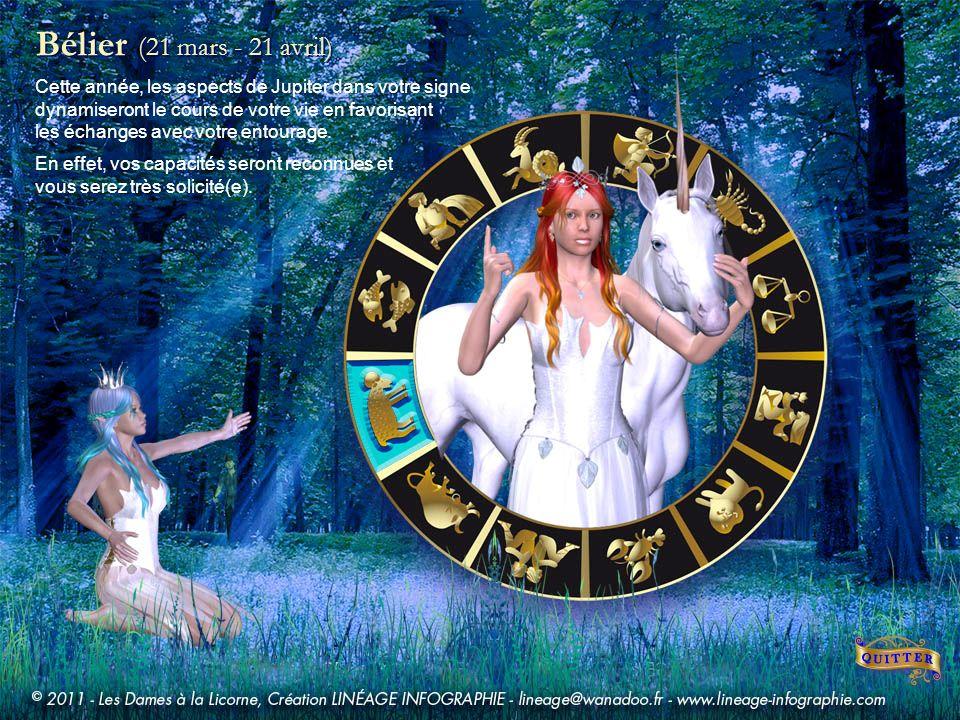 Taureau (22 avril - 21 mai) Signe de terre, vous êtes réaliste. Linfluence dUranus, de Jupiter et de Vénus dans votre signe vont générer paix et calme