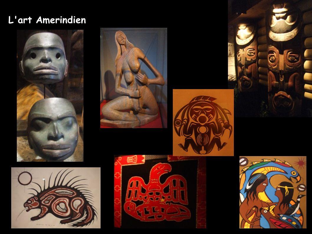 L art Amerindien