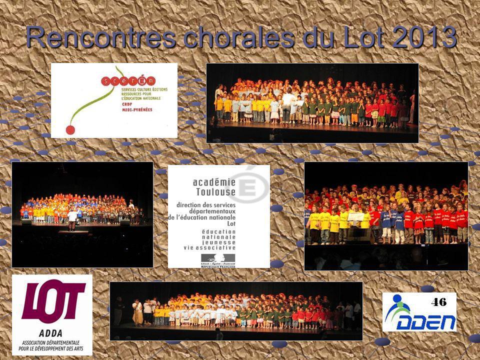 Rencontres chorales du Lot 2013 46