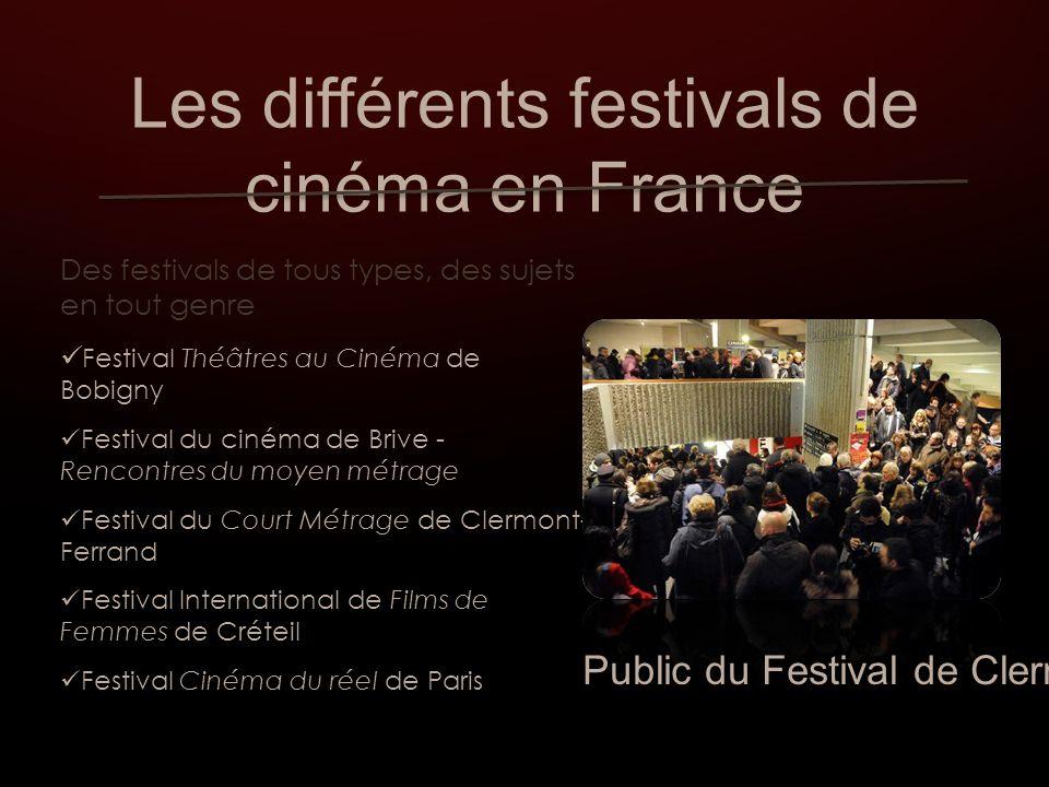Un festival en France, qu est - ce cest .