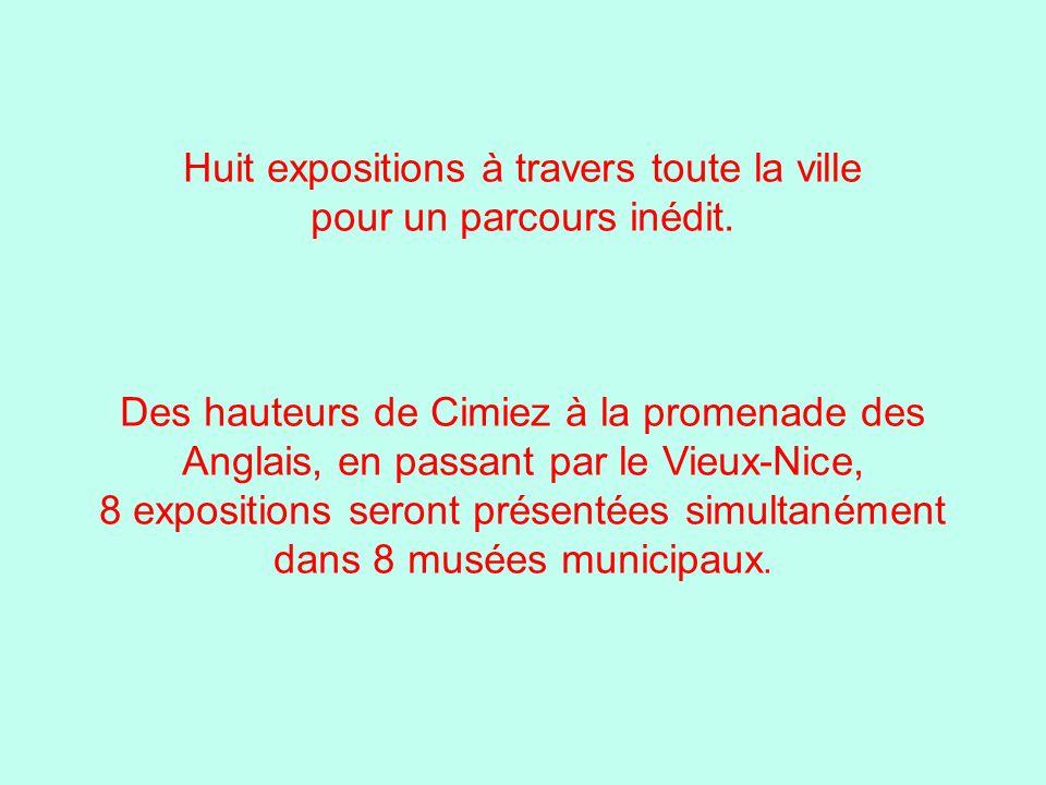 Matisse et NICE Début septembre 1905, le critique dart Félix Fénéon offre à MATISSE, homme du nord, né au Cateau Cambrésis, un billet de train qui lui
