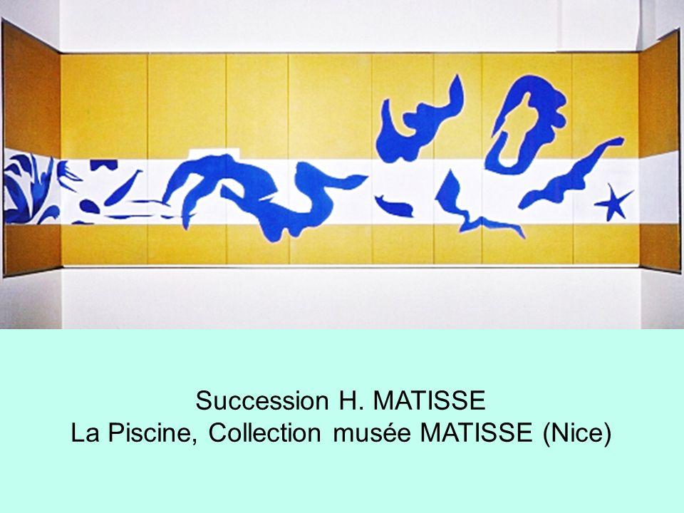 Musée MATISSE « MATISSE. La musique à lœuvre »