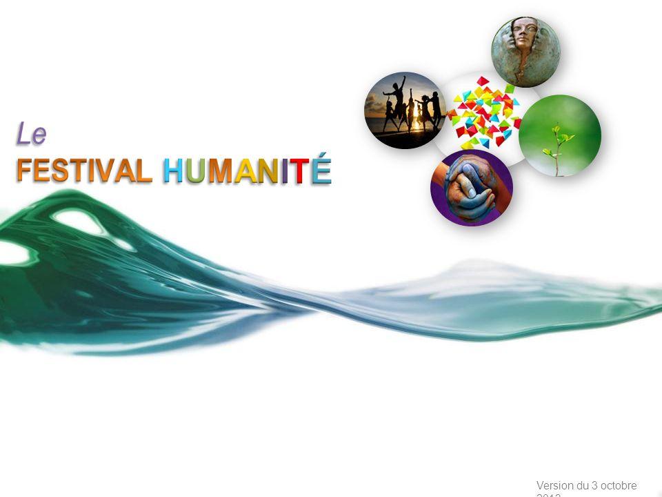 CONCOURS de créations CONFÉRENCES interactives CLUB Humanité DÉFI « transformation de mon milieu » LABORATOIRE Humanité