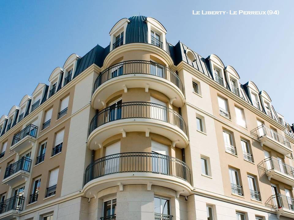 « Le Plaza » Châtillon (92) © PERL Marjolin Square – Levallois (92)