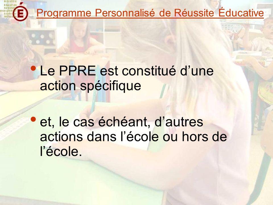 Formulaire PPRE (page 4)